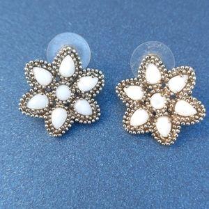 Vintage Kendra Scott Polly Stud Earrings